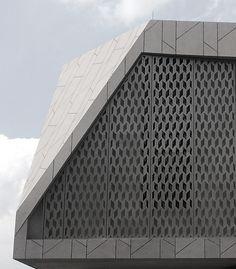 EQUITONE facade materials. facade design detail in Malaysia. www.equitone.com
