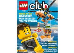 Enjoy a FREE Lego Club Magazine For The Kids!