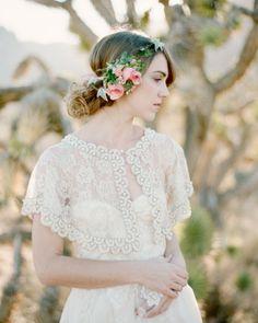 O casaquinho da noiva