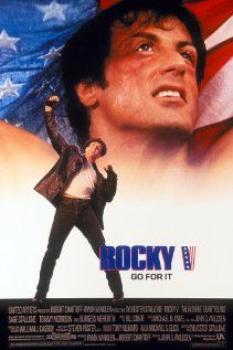 5/26/12 - .5/4 Stars - Ill-conceived attempt to end the film series (on a high note?). It's best skipped over unless you're a die hard Rocky fan.