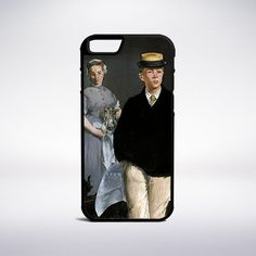 Edouard Manet - Luncheon In The Studio Phone Case – Muse Phone Cases