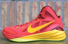 "Nike Hyperdunk 2014 ""Spain"" – Be Careful With Fire"