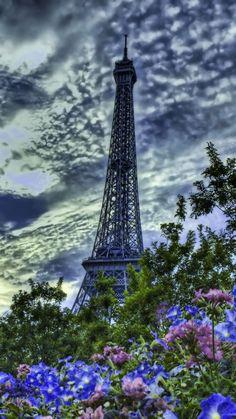 Morning Glory Spring at The Eiffel Tower ~ Paris, France Beautiful Paris, I Love Paris, Paris France, Paris Torre Eiffel, France Eiffel Tower, Paris Wallpaper, Hdr Photography, Paris Travel, Dream Vacations