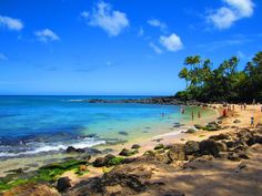 Oahu's north shore- it's being recognized by the world: this incredible place was listed as one of the world's best destinations for 2018 by National Geographic Travel