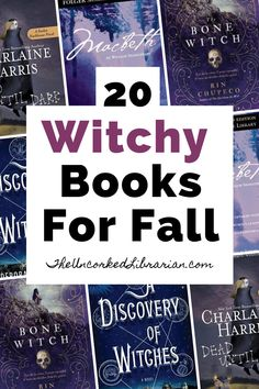 Are you looking for wickedly witchy books? Don't miss some of the best witch books for adults and teens on this witchy reading list perfect for Halloween 2020 and fall. Best Books To Read, New Books, Good Books, Reading Lists, Book Lists, Indie Books, The Good Witch, Library Programs, Halloween 2020