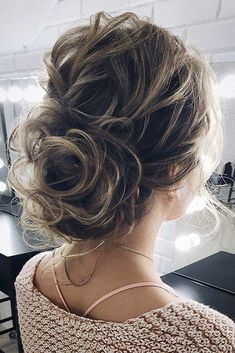 Wedding Updos For Short Hair ❤ See more: http://www.weddingforward.com/wedding-updos-for-short-hair/ #weddingforward #bride #bridal #wedding