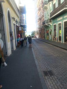 Old San Juan- Puerto Rico