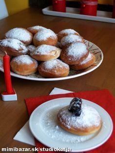 ŠIŠKY Z RÚRY. Doughnut, French Toast, Breakfast, Desserts, Food, Morning Coffee, Tailgate Desserts, Deserts, Essen