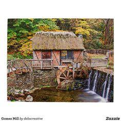 Gomez Mill Jigsaw Puzzles