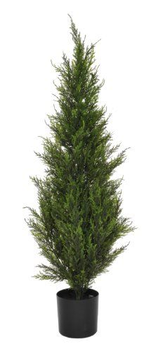House of Silk Flowers Artificial Cedar Tree 3Feet ** For more information, visit image link. (This is an affiliate link and I receive a commission for the sales)