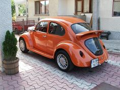 volkswagen beetle old shape