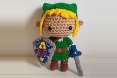 Link by Miahandcrafter
