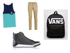 """""""Untitled #155"""" by maddy-adams on Polyvore featuring Insight 51, Topman, Diesel, Vans, men's fashion and menswear"""
