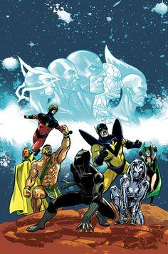 KORVAC SAGA #1 Guardians of the Galaxy °°