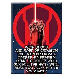 Red Lantern Oath