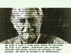 Desiderata por Ruy de Carvalho