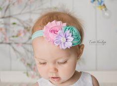 Semana Santa cinta venda del bebé aqua la por SweetieBabyBoutique