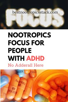 If you are having ADHD and looking for safe Adderall alternatives natural pills or nootropics, go ahead and read the article. #adderal #adderalalternatives #adhd