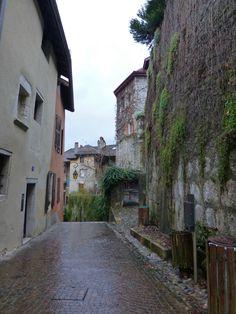 Calles de Annecy, Francia