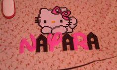Hello kitty + nombre