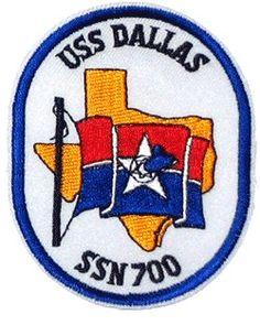 USS Dallas/SSN 700    https://www.1starmy.com/p-uss-dallas-ssn-700-79391