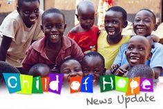 Smiley slum kids