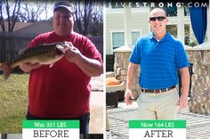 Success Story: David Mugovero lost 157 pounds in 54 weeks