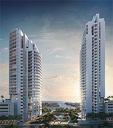 에이미의 하와이 부동산 소식: Gateway Towers 게이트 웨이 타워