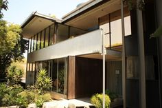 Richard Neutra's  Studio and Residence Los Angeles