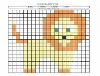 Fun graph art color-by-number pictures. See the picture forming as you color! Preschool Colors, Preschool Math, Fun Math, Worksheets For Kids, Printable Worksheets, Learning Colors, Fun Learning, Holiday Activities, Activities For Kids
