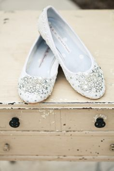 Cute flat shoes!