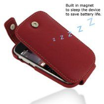 BlackBerry offer PDair T41 Red Leather Case for BlackBerry Bold 9900/9930. This awesome product currently limited units, you can buy it now for  $37.99, You save - New