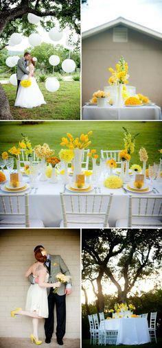 Matrimonio Decorazione Idee