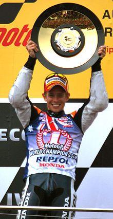 Casey Stoner - MotoGP World Champion