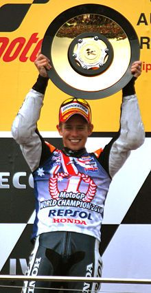 Casey Stoner - MotoGP World Champion