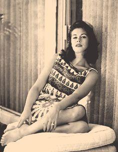 elizabeth montgomery, 1960s