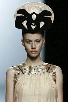 Mercedes Benz Fashion Week Madrid. SS15 A Amazing desginer