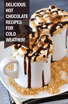 Here are some delicious hot chocolate recipes you need to try!