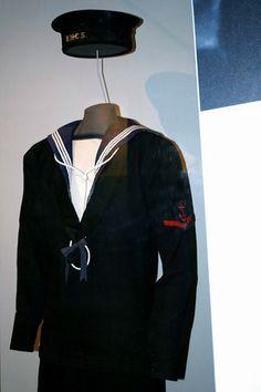 Canadian Naval Uniform (WWII)