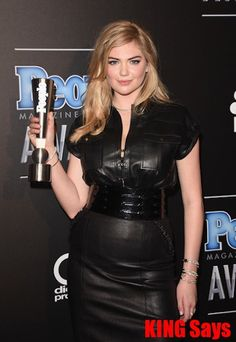 Kate Upton Named Sexiest Woman Alive... I Disagree