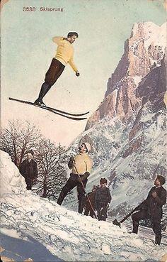 German postcard 1909.