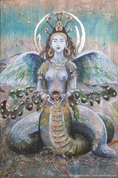 Déesses, dieux, amoureux et archétypes
