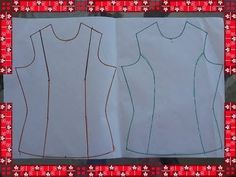 This tutorial shows how to use your bodice block to create a simple sweetheart neckline. Dress Sewing Patterns, Clothing Patterns, Dart Manipulation, Sewing Sleeves, Sewing Blouses, Fashion Sewing, Learn To Sew, Barbie, Pattern Making