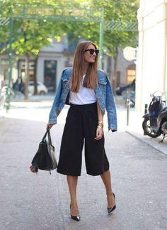 Παντελόνια για τις μέρες που ζεσταινόμαστε με τζιν