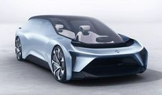 A rendering of startup automaker NIO's Eve, an automated, electric wagon coming to the U.S. in 2020 (NIO)
