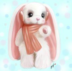 Art draw заяц рисунок