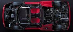 The Ferrari F50 Was The Last F1-Engined Road Car