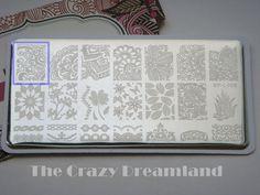 Manicura Mandala | BP-L 008 | The Crazy Dreamland