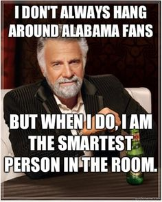 Smartest Man In The World Dos Equis