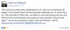 Screenshot from one of our #TibbXcel influencers. #InfluencerMarketing #WordOfMouthAdvertising #theSALT #BrainPower